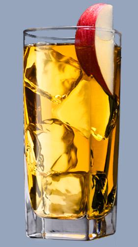 Công Thức Pha Chế Jack Daniel's No7 - APPLE JACK