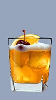 Công Thức Pha Chế Jack Daniel's No7 - Jack Sour