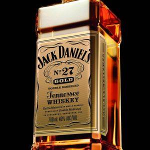 Rượu Jack Daniel's Gold No 27