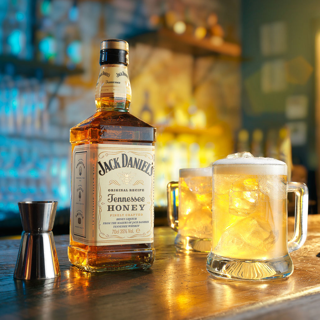 Rượu Jack Daniel's Honey