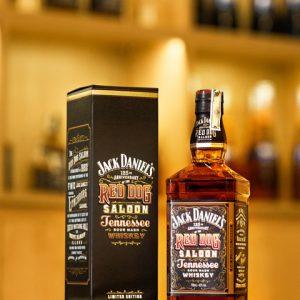 Rượu Jack Daniel's Red Dog Saloon