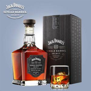 Rượu Jack Daniel's Singel Barrel