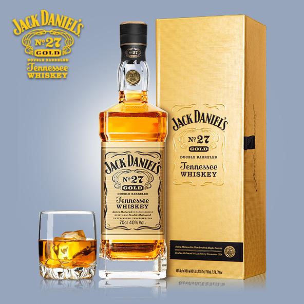 Rượu Jack Daniel's No.27 Gold