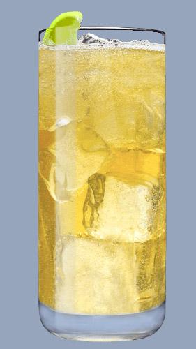 Công Thức Pha Chế Jack Daniel's GENTLEMAN - GENTLEMAN & GINGER