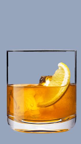 Công Thức Pha Chế Jack Daniel's GENTLEMAN - GENTLEMAN'S SOUR
