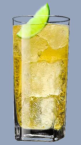 Công Thức Pha Chế Jack Daniel's Honey - HONEY & GINGER