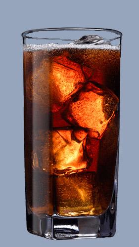 Công Thức Pha Chế Jack Daniel's No7 - Jack & Cola