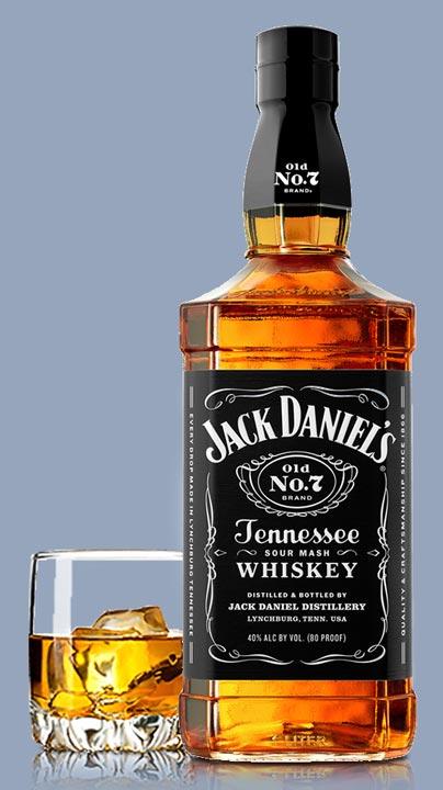 Công Thức Pha Chế Jack Daniel's Old No.7