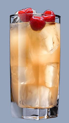 Công Thức Pha Chế Jack Daniel's No7 - Raspberry Lynchburg