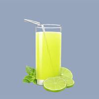 Nguyên Liệu Pha Chế Jack Daniels - Lime Juice
