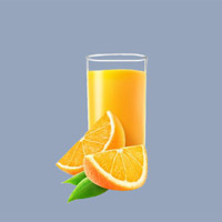 Nguyên Liệu Pha Chế Jack Daniels - Orange Juice